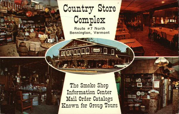 The Country Store Complex Bennington Vermont