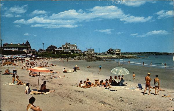 Kennebunk Beach Maine