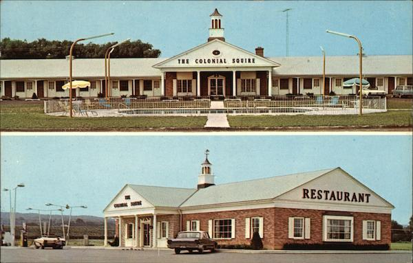 The Colonial Squire Motel New York