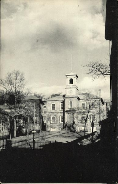 The Old State House Providence Rhode Island Beth Murray