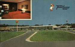 TraveLodge of Junction City Postcard