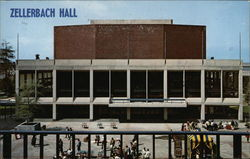 Zellerbach Hall, University of California - Berkeley