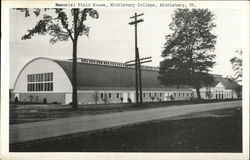Memorial Field House at Middlebury College