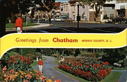 Greetings from Chatham