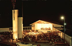 An Evening Concert at the Sea-Shell