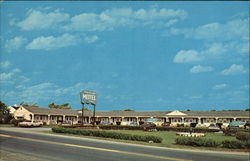 The Seascape Motel on Scenic Route 1A