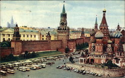 Red Square and Saint Basil's Cathedral