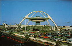 Los Angeles International Building - Theme Building