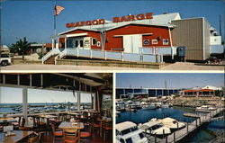 Armando's Seafood Barge on Peconic Bay