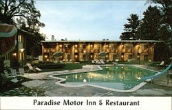 Paradise Motor Inn and Restaurant