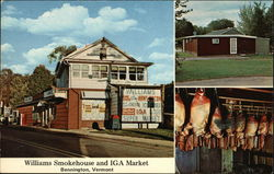 Williams Smokehouse and IGA Market
