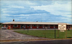 The Eastland Motel Postcard