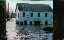 The Great Flood of 1987 at Lewiston-Auburn, Maine