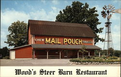 Wood's Steer Barn Restaurant