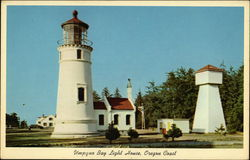 Umpqua Bay Light House, Oregon Coast