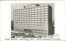 Adams Building - Phillips Petroleum Co. Offices