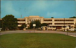 Huey P. Long Charity Hospital