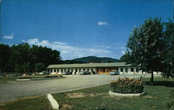 Shelby's Motel Postcard