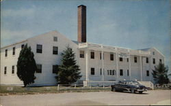 Ordnance Replacement Training Center Headquarters Postcard