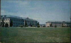 The Ordnance School and Ordnance Board Headquarters Building