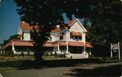 The Carriage House Restaurant and Guest Home