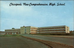 Chicopee's New Comprehensive High School