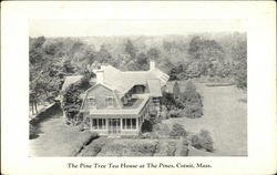 The Pine Tree Tea House at The Pines