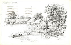 Coonamessett Inn - The Swiss Village