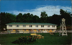 Pike Point Motel on Mille Lacs