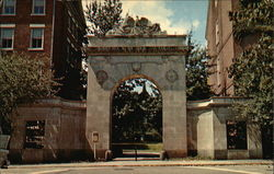 Brown University - Soldiers Gate