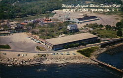 The World's Largest Shore Dinner Hall, Rocky Point