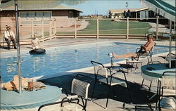 Main Swimming Pool Sacramento Manor