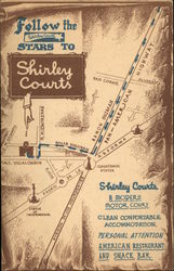 Follow the Stars to Shirley Courts