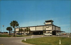 Sarasota-Bradenton Airport With Control Tower