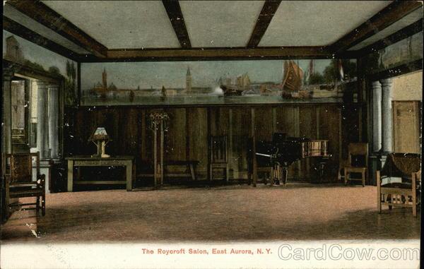 The Roycroft Salon East Aurora New York
