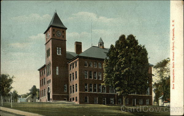 New Hampshire State Normal School Plymouth