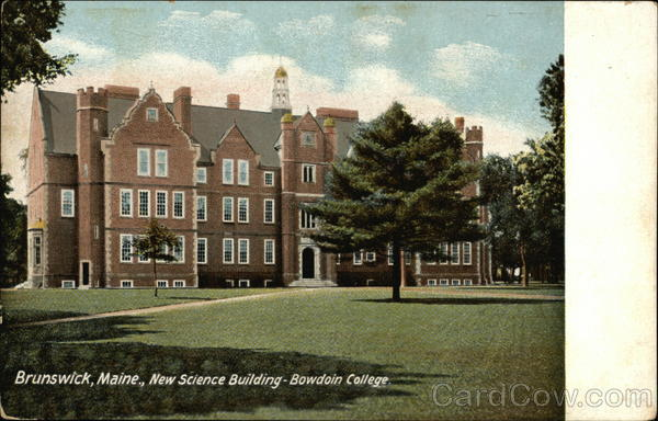 Bowdoin College - New Science Building Brunswick Maine