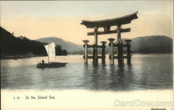 In The Inland Sea Japan