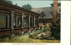 The Peristyle of the Roycroft Inn