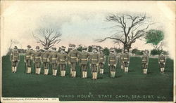 Guard Mount, State Camp