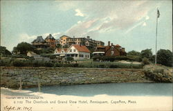 The Overlook and Grand View Hotel, Annisquam, Cape Ann