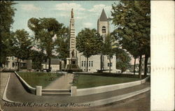First Church and Monument