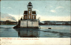 Hudson and Athens Lighthouse on the Hudson