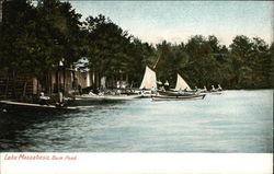 Lake Massabesic - Back Pond