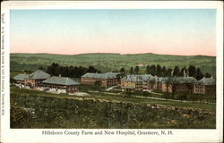 Hillsboro County Farm and New Hospital