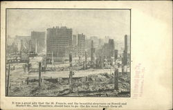 Market Street After the Fire