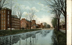 Canal and Mills