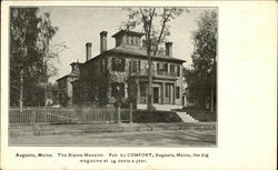 The Blaine Mansion