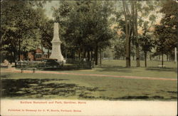 Soldiers Monument and Park