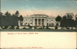 Residence of Giraud Foster